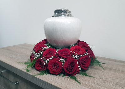 Kwiaty napogrzeb